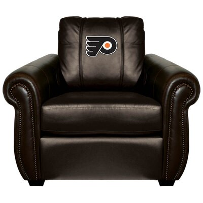 Chesapeake Club Chair NHL Team: Philadelphia Flyers