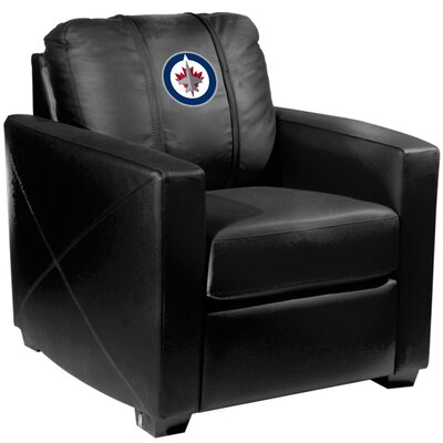 Xcalibur Club Chair NHL Team: Winnipeg Jets