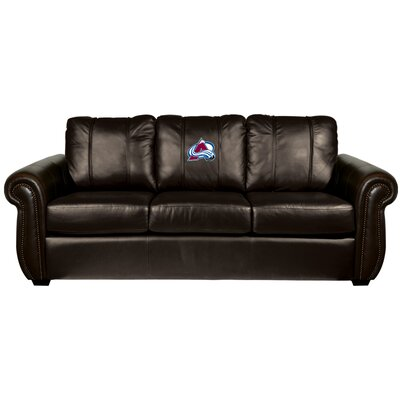 Chesapeake Sofa NHL Team: Colorado Avalanche