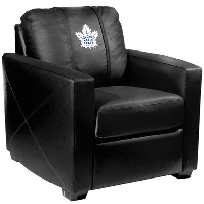 Xcalibur Club Chair NHL Team: Toronto Maple Leafs