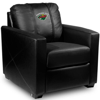 Silver Club Chair NHL Team: Minnesota Wild