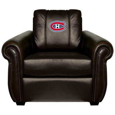 Chesapeake Club Chair NHL Team: Montreal Canadiens