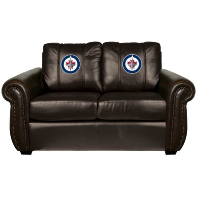 Chesapeake Loveseat NHL Team: Winnipeg Jets