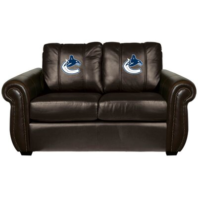 Chesapeake Loveseat NHL Team: Vancouver Canucks