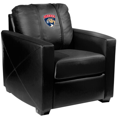 Xcalibur Club Chair NHL Team: Florida Panthers