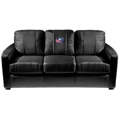 Silver Sofa NHL Team: Columbus Blue Jackets