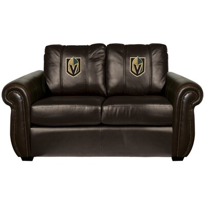Chesapeake Loveseat NHL Team: Vegas Golden Nights