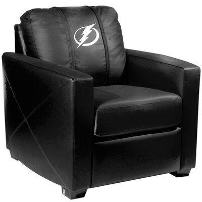 Xcalibur Club Chair NHL Team: Tampa Bay Lightning