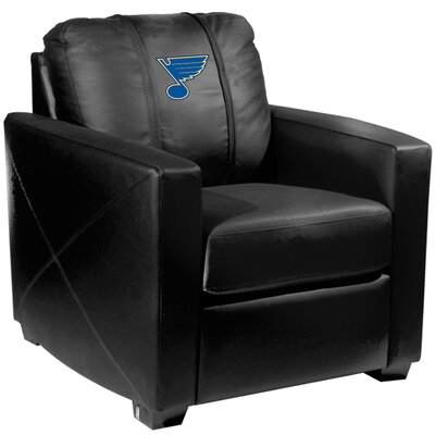 Xcalibur Club Chair NHL Team: St. Louis Blues