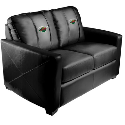 Xcalibur Loveseat NHL Team: Minnesota Wild