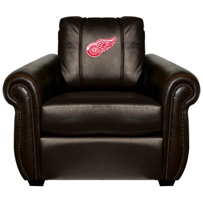 Chesapeake Club Chair NHL Team: Detroit Red Wings