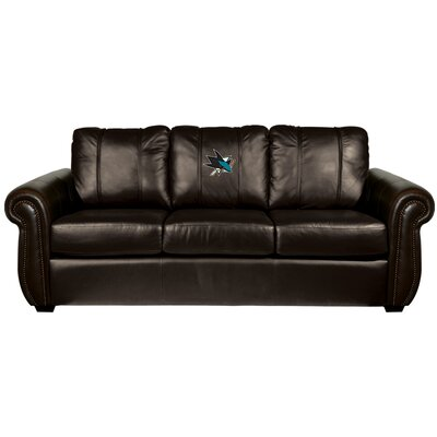 Chesapeake Sofa NHL Team: San Jose Sharks