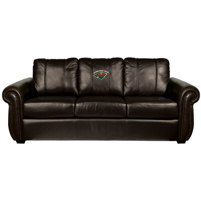 Chesapeake Sofa NHL Team: Minnesota Wild