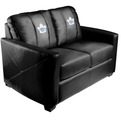 Silver Loveseat NHL Team: Toronto Maple Leafs