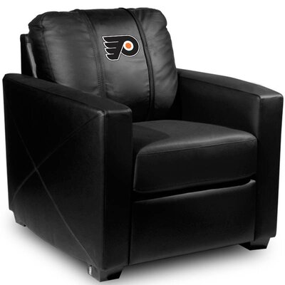 Silver Club Chair NHL Team: Philadelphia Flyers
