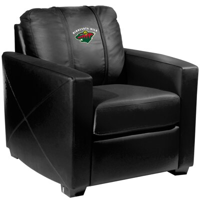 Xcalibur Club Chair NHL Team: Minnesota Wild
