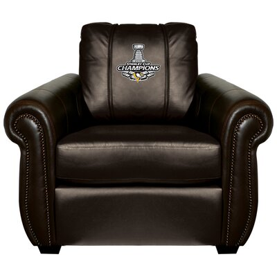 Chesapeake Club Chair NHL Team: Pittsburgh Penguins - 2016 Champs