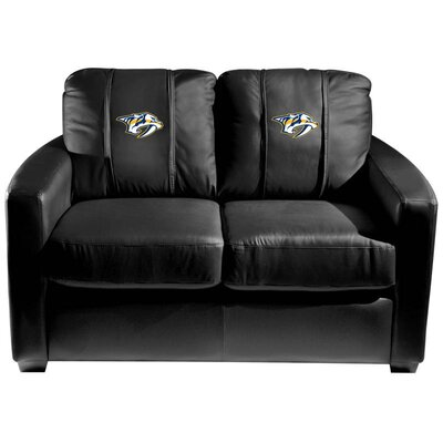 Silver Loveseat NHL Team: Nashville Predators