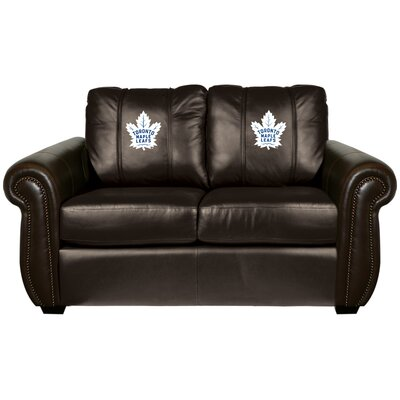 Chesapeake Loveseat NHL Team: Toronto Maple Leafs