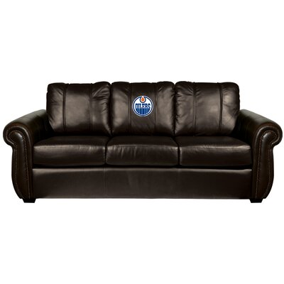 Chesapeake Sofa NHL Team: Edmonton Oilers