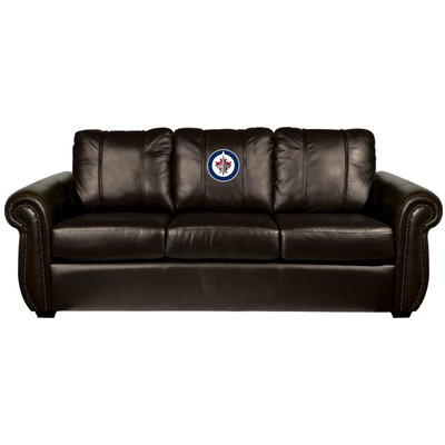 Chesapeake Sofa NHL Team: Winnipeg Jets