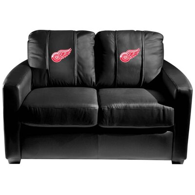 Silver Loveseat NHL Team: Detroit Red Wings