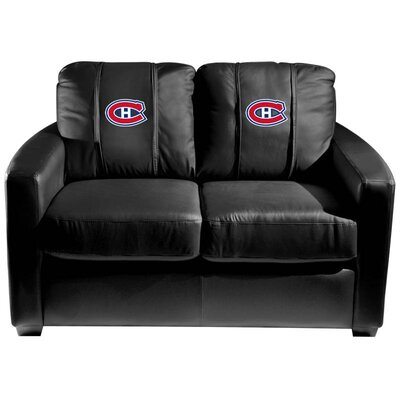 Silver Loveseat NHL Team: Montreal Canadiens