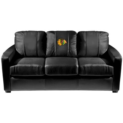 Silver Sofa NHL Team: Chicago Blackhawks