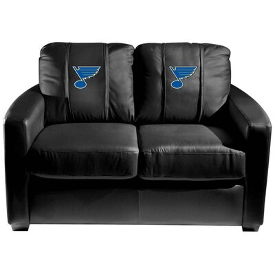 Silver Loveseat NHL Team: St. Louis Blues