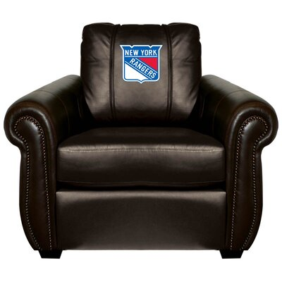 Chesapeake Club Chair NHL Team: New York Rangers