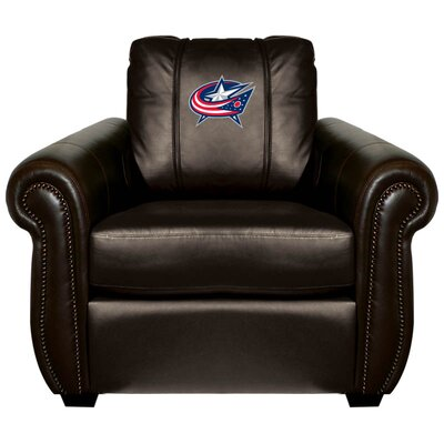 Chesapeake Club Chair NHL Team: Columbus Blue Jackets