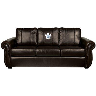 Chesapeake Sofa NHL Team: Toronto Maple Leafs
