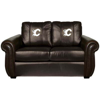 Chesapeake Loveseat NHL Team: Calgary Flames