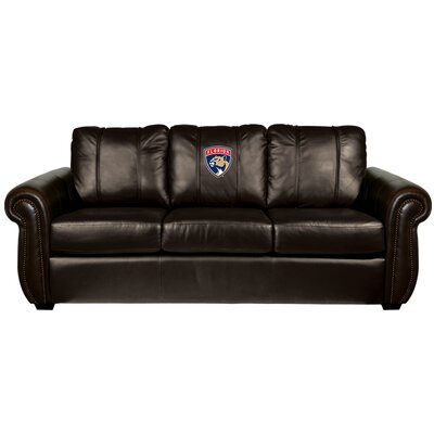 Chesapeake Sofa NHL Team: Florida Panthers