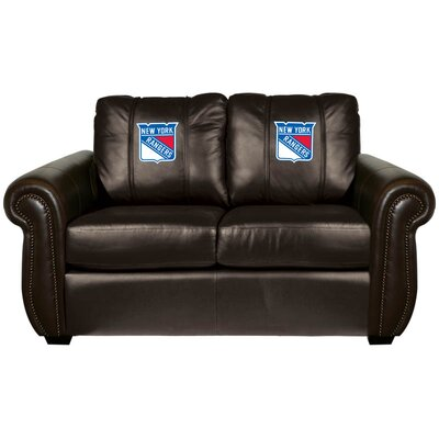 Chesapeake Loveseat NHL Team: New York Rangers