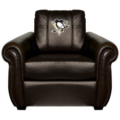 Chesapeake Club Chair NHL Team: Pittsburgh Penguins