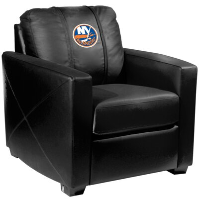 Xcalibur Club Chair NHL Team: New York Islanders