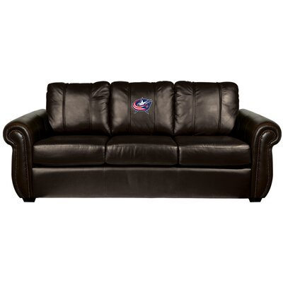 Chesapeake Sofa NHL Team: Columbus Blue Jackets