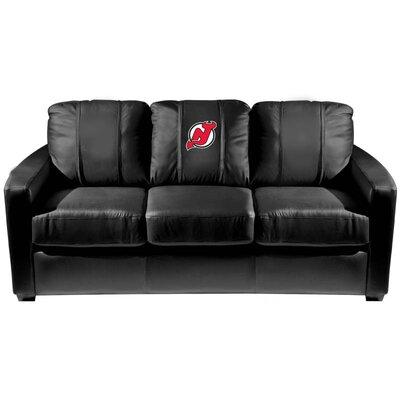 Silver Sofa NHL Team: New Jersey Devils