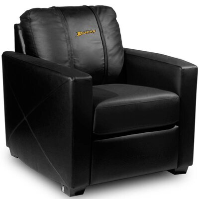 Silver Club Chair NHL Team: Anaheim Ducks
