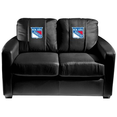 Silver Loveseat NHL Team: New York Rangers