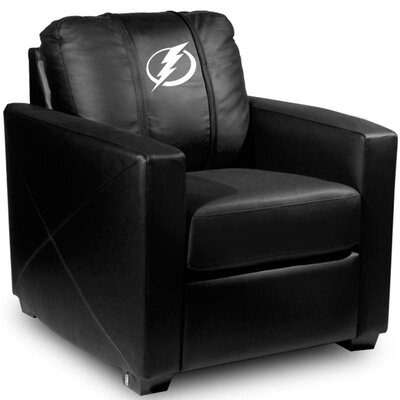 Silver Club Chair NHL Team: Tampa Bay Lightning