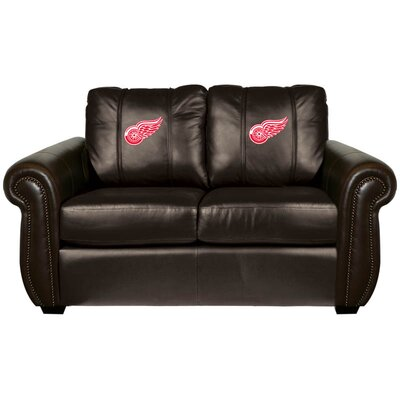 Chesapeake Loveseat NHL Team: Detroit Red Wings