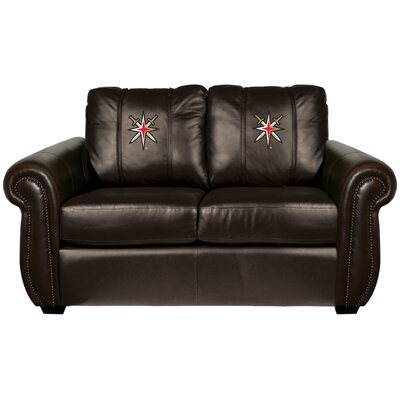 Chesapeake Loveseat NHL Team: Vegas Golden Knights - Secondary