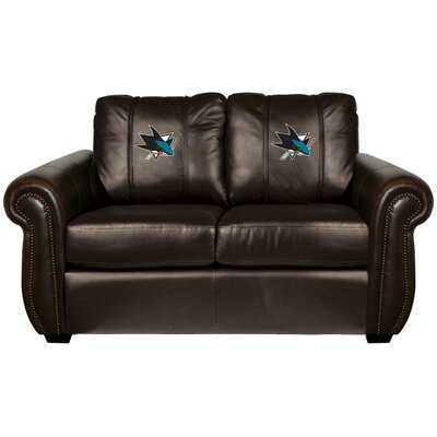 Chesapeake Loveseat NHL Team: San Jose Sharks