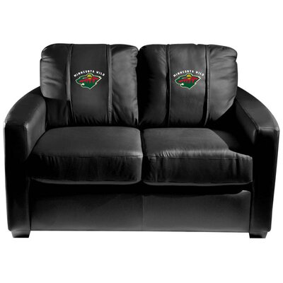 Silver Loveseat NHL Team: Minnesota Wild