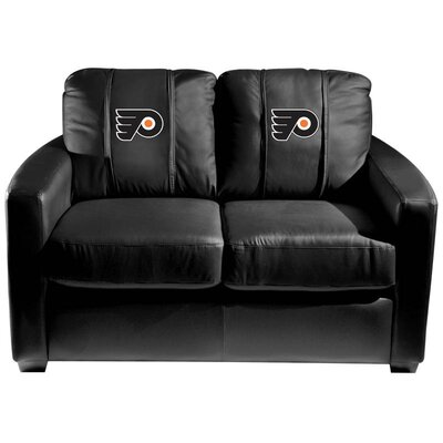 Silver Loveseat NHL Team: Philadelphia Flyers