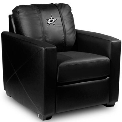 Silver Club Chair NHL Team: Dallas Stars