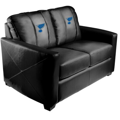 Xcalibur Loveseat NHL Team: St. Louis Blues