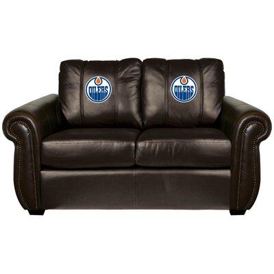 Chesapeake Loveseat NHL Team: Edmonton Oilers